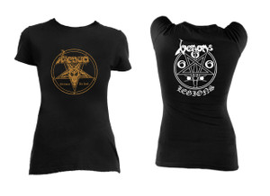 Venom Welcome to Hell Blouse T-Shirt