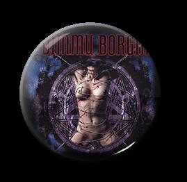 """Dimmu Borgir - Puritanical Euphoric Misanthropia 1"""" Pin"""