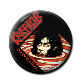 "Kreator - Out of the Dark 1"" Pin"