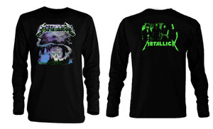 Metallica Creeping Death Long Sleeve T-Shirt