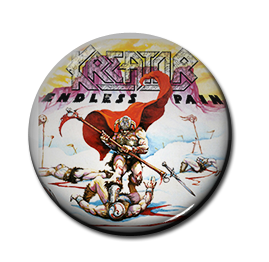 "Kreator - Endless Pain 1"" Pin"