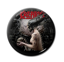 "Kreator - Enemy of God 1"" Pin"