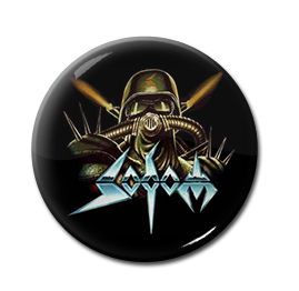 "Sodom - Knarrenheinz Soldier 1"" Pin"