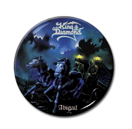 "King Diamond - Abigail 1"" Pin"