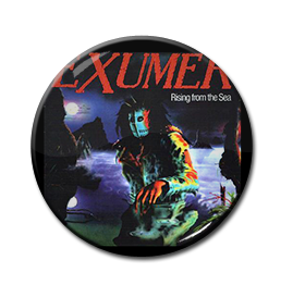 "Exumer - Rising From the Sea 1"" Pin"