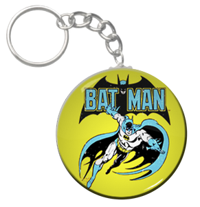 "Batman Comic 1.5"" Keychain"