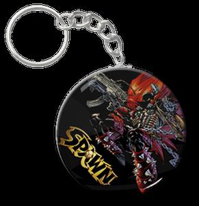 "Spawn 1.5"" Keychain"