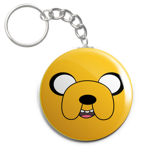 "Jake the Dog 1.5"" Keychain"