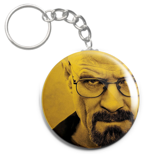 "Breaking Bad 1.5"" Keychain"