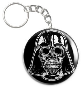 """Star Wars - Darth Vader Skull 1.5"""" Keychain"""
