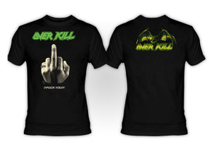 Overkill Fuck You T-Shirt