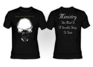 Ministry The Mind is a Terrible Thing T-Shirt