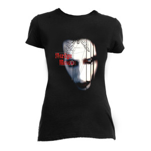 Marilyn Manson Fear Blouse T-Shirt