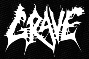 "Grave Logo 6x5"" Printed Patch"