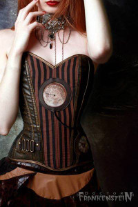 Time Machine Underbust Corset