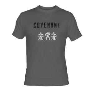 Covenant - Grey Charcoal T-Shirt