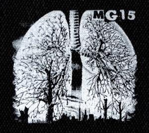 """MG15 Derecho a la Vida 5x5"""" Printed Patch"""
