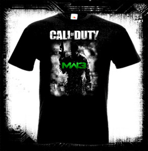 Call of Duty - MW3 T-Shirt Last Ones In Stock!