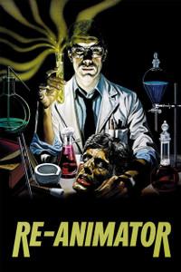 """Re-Animator Movie 12x18"""" Poster"""