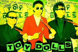 "Toy Dolls 12x18"" Poster"