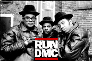 "Run DMC 12x18"" Poster"