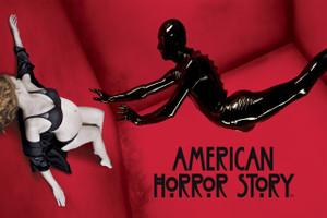 "American Horror Story Murder House 12x18"" Poster"