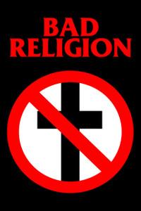 "Bad Religion 12x18"" Poster"