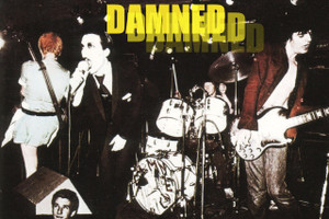 """The Damned 12x18"""" Poster"""