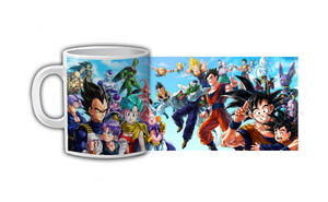 Dragon Ball Z Universe Coffee Mug