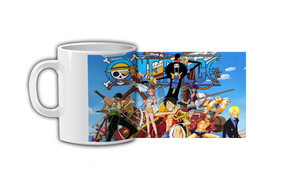 One Piece Crew Coffee Mug