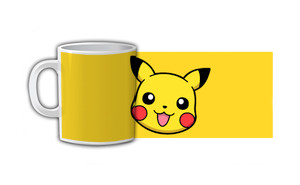 Pikachu Coffee Mug