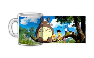 My Neighbour Totoro Coffee Mug
