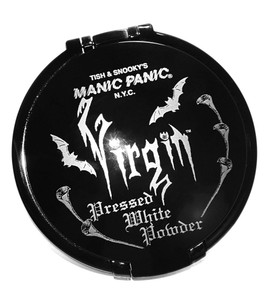 Manic Panic Vampyre's Veil® Pressed Powder Virgin® (white)