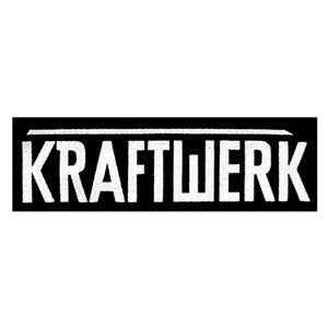 Kraftwerk Logo 5x3