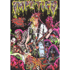 "Impetigo - Defiling the Stage 4x5.6"" Color Patch"