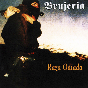 "Brujeria - Raza Odiada 4x4"" Color Patch"