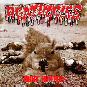 "Agathocles - Hunt Hunters 4x4"" Color Patch"