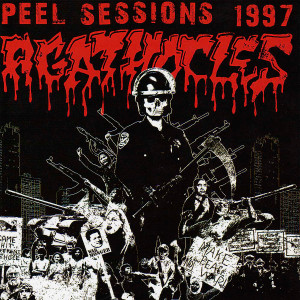 "Agathocles - Peel Sessions 1997 4x4"" Color Patch"