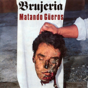 "Brujeria - Matando Güeros 4x4"" Color Patch"