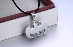 Batman Logo Necklace