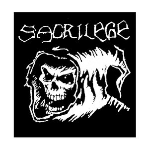 "Sacrilege Reaper 6x6"" Printed Patch"
