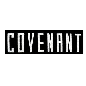 "Covenant Logo 8x4"" Printed Patch"