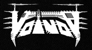"Voivod Logo 6x4"" Printed Patch"