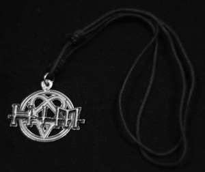 HIM Logo Necklace
