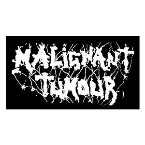 "Malignant Tumour Logo 6x4"" Printed Patch"