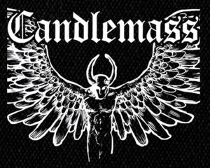 "Candlemass Lucifer 5x4"" Printed Patch"