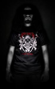 Megadeth Last Rites T-Shirt