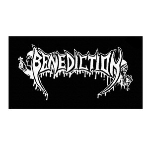 "Benediction Logo 6x3"" Printed Patch"