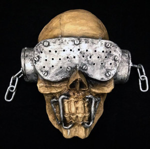 Vic Rattlehead Hard Face Mask