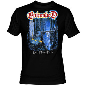 Entombed Left Hand Path T-Shirt